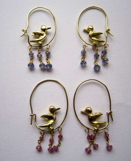 Hooped